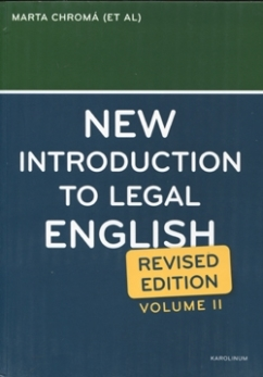 New Introduction to Legal English - Volume II