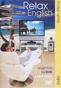 Indie / Jižní Afrika (2 DVD, Relax English)