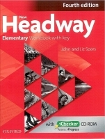 New Headway Elementary (Fourth Edition) WB with key + iChecker CD-ROM