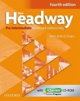 New Headway Pre-Intermediate (Fourth Edition) WB bez klíče with iChecker CD-ROM