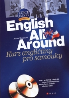 English all around - Kurz angličtiny pro samouky + 2CD