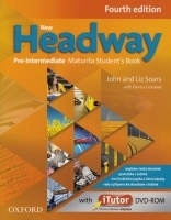 New Headway Pre-Intermediate (Fourth Edition) Maturita SB + DVD