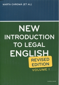 New Introduction to Legal English - Volume I