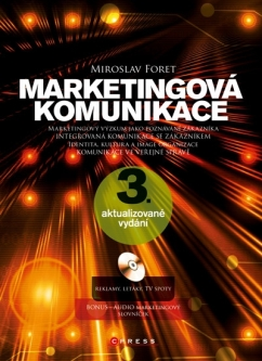 Marketingová komunikace + CD (3. akt. vyd.)