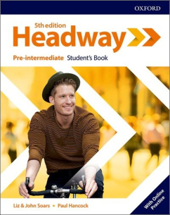 Headway Pre-intermediate (Fifth Edition) - SB with Online Practise