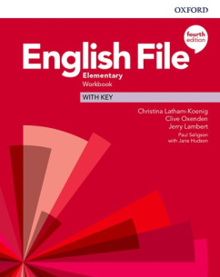 English file Elementary (Fourth edition) - WB with key