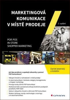 Marketingová komunikace v místě prodeje - POP, POS, In-store, Shopper Marketing