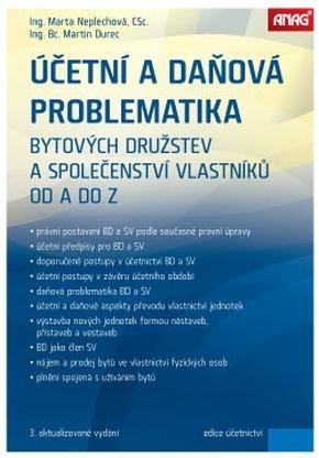 ÚČETNÍ A DAŇOVÁ PROBLEMATIKA 3.VYD.